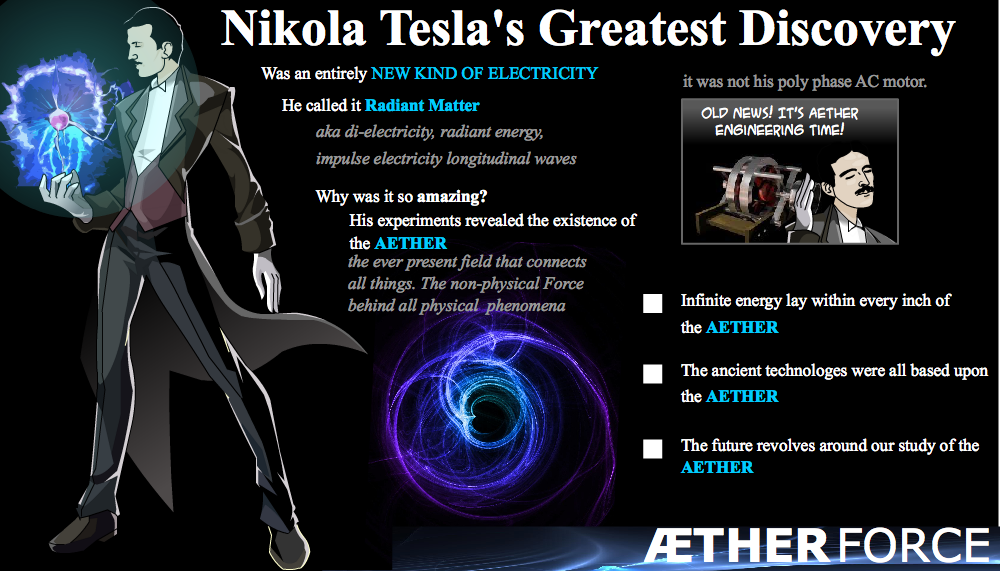 Tesla S Greatest Discovery Frank Germano