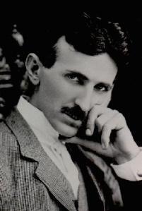 Nikola Tesla portrait2